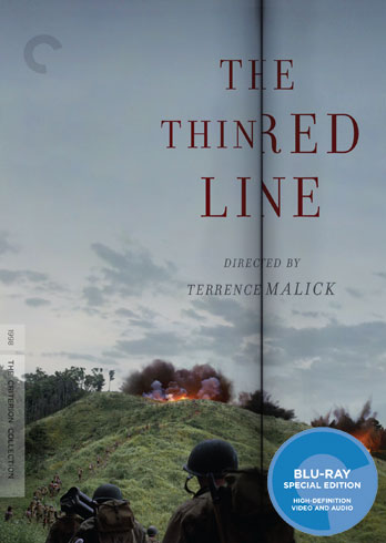 The Thin Red Line Box (Criterion Collection)